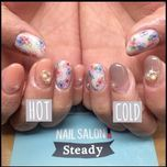 富山県 steady-nail Chameleon Art13