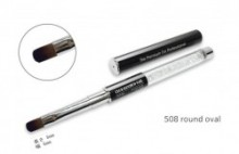 Round Oval Brush