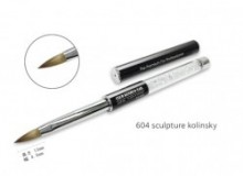Acrylic Design Kolinsky Brush