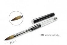 Acrylic Sculpture Kolinsky Brush